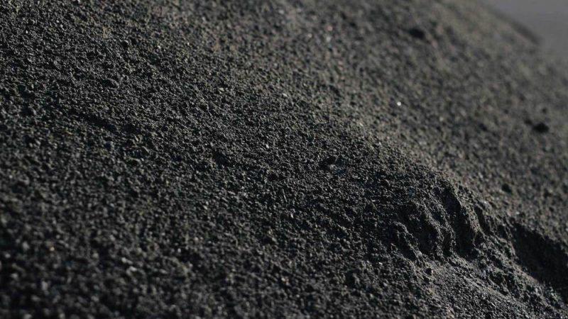 rice hull ash